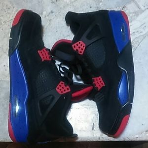 Jordan Shoes - Air Jordan #4, raptors/ Drake edition